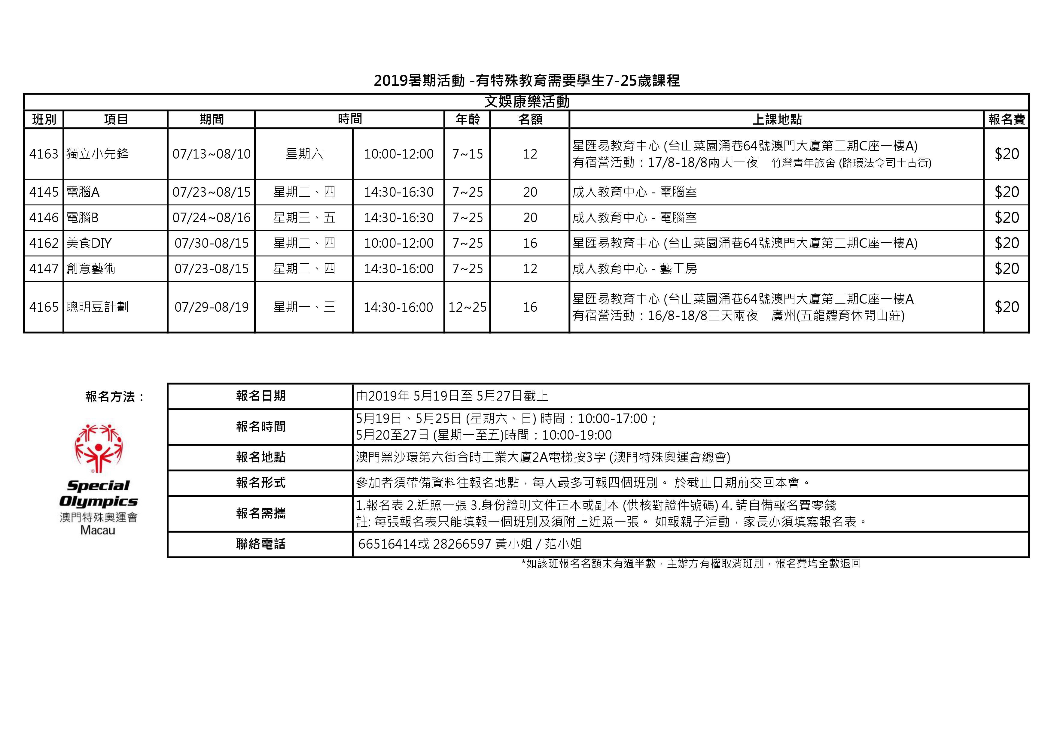 特生7-25文娛